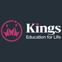 Kings Education - Boston Logo