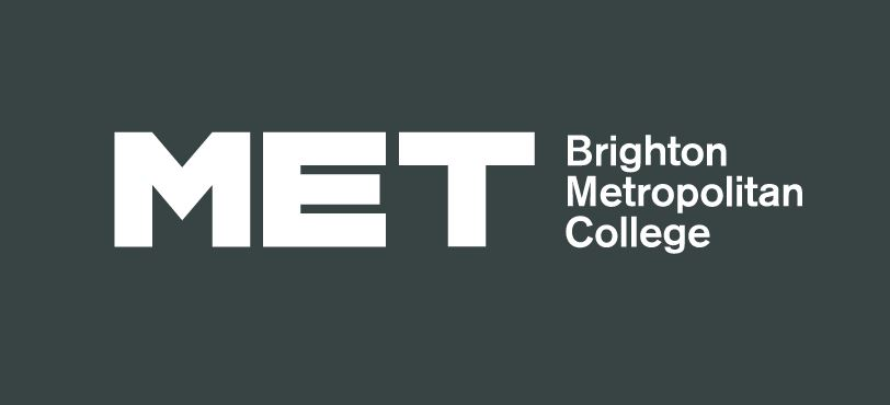 Greater Brighton Metropolitan College (The MET) Logo