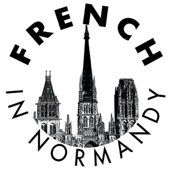 French in Normandy Logo