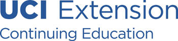 University of California Irvine (UCI) Extension Logo