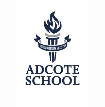 ADCOTE SCHOOL - SHREWSBURY Logo