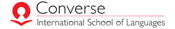 Converse International School of Languages - San Francisco Logo