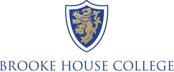 BROOKE HOUSE COLLEGE Logo
