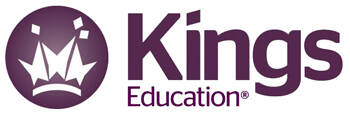 KINGS EDUCATION - LONDRA Logo