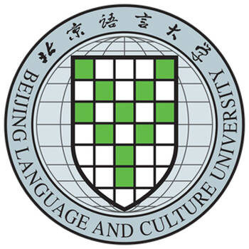 Beijing Language and Culture University Logo