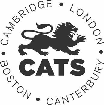 CATS EDUCATION - CANTERBURY  Logo