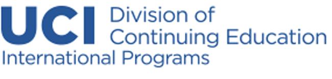 University of California Irvine (UCI) - Extension Logo