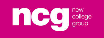 New College Group (NCG) - Manchester Logo