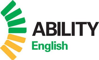 Ability English - Melbourne Logo