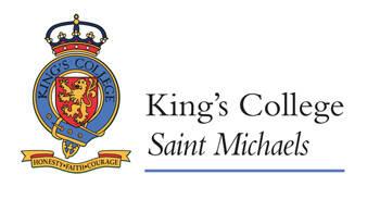 KINGS'S COLLEGE SAINT MICHAELS Logo