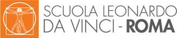 Leonardo Da Vinci - Roma Logo